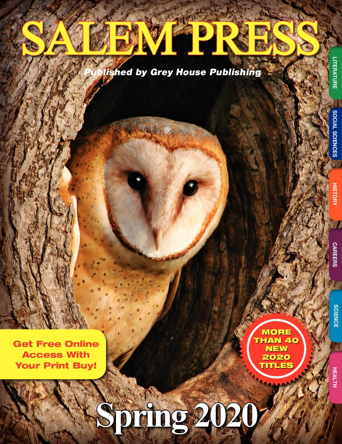 Salem Press Digital Catalogue
