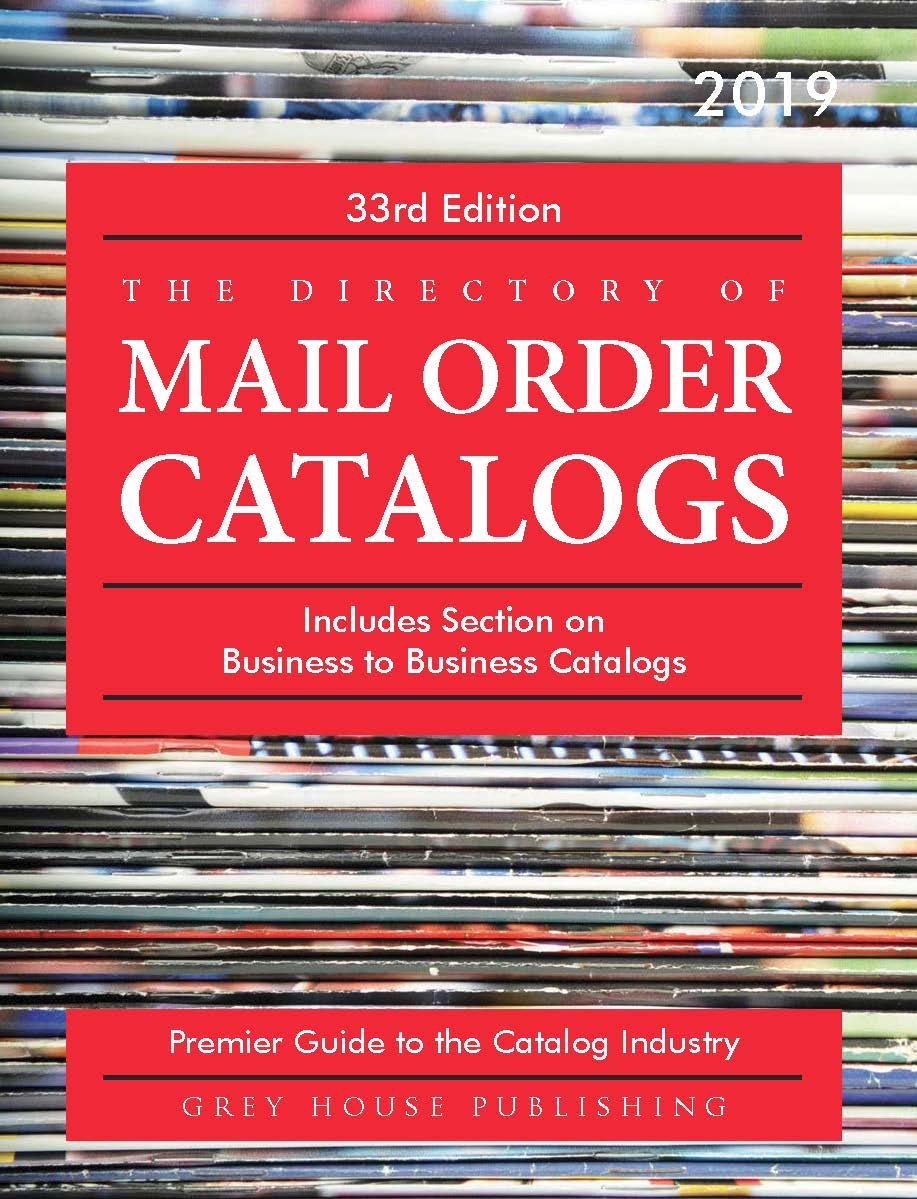 Grey House Publishing - The Directory of Mail Order Catalogs